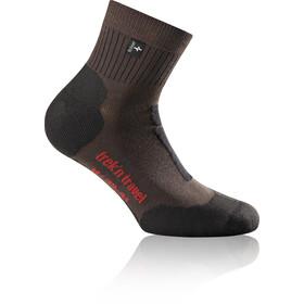 Rohner Trek'n Travel L/R Socks dark-brown